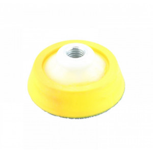Подложка LakeCountry для ротационной машинки, желтый, 75 мм