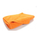 Салфетка микрофибровая Chemical Guys  FATTY ORANGE SUPER DRYER MICROFIBER SILK BANDED 600g/m2 (34' x 25')