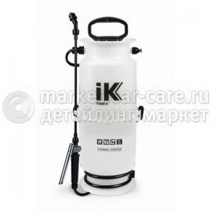 Распылитель накачной IK MULTI 9 емкостью 9л PH0-PH10