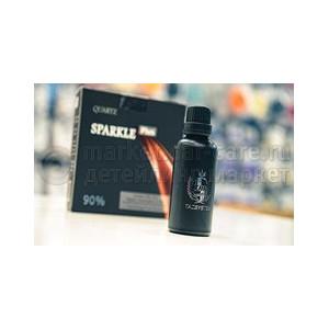Премиальное жидкое стекло TAC System QUARTZ SPARKLE PLUS, 30ml