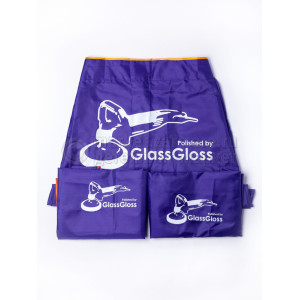 Комплект Glass Gloss - накидка на капот + 2 накидки на сидения