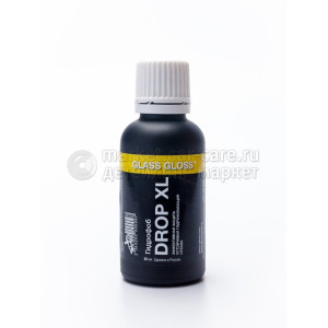Водоотталкивающие покрытие Glass Gloss Drop (гидрофоб), 30 ml