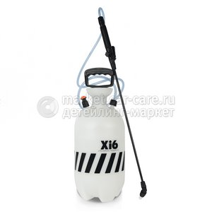 Kwazar Накачной помповый пульверизатор Xi V-6 Vitorn White