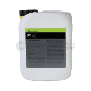Koch Chemie LACK-POLISH ROSA P1.02 - Восковая политура (5 л)
