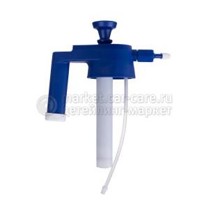 Kwazar Помпа для накачного помпового пульверизатора Venus Super Alkaline (синий)