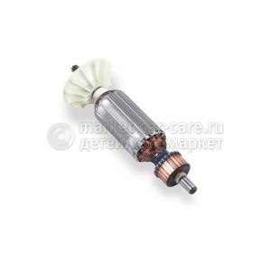 AuTech Зап.часть для полировальной машинки Au-061501150B - ротор ф8.5х10(диаметр проволки 0.7)