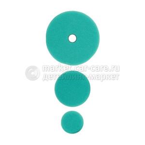 AuTech Полировальный круг комплект - твердый 75мм/54мм/34мм- зеленый