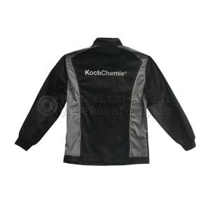 AuTech Проф. одежда для мойщиков авто КОМПЛЕКТ черный размер M