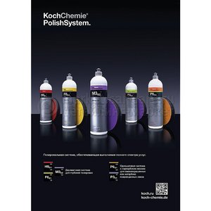Koch Chemie Плакат PolishSystem (А1)