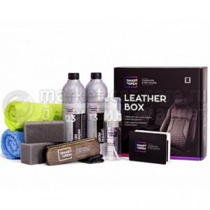 Набор для чистки и зашиты кожаных изделий Smart Open Smart Leather Box