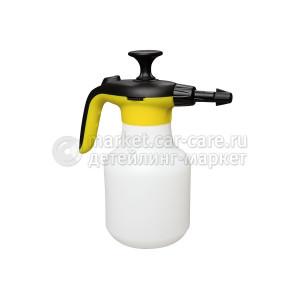 Epoca Ручной чёрно-жёлтый помповый опрыскиватель TEC 1.5, VITON, 1,5 л.