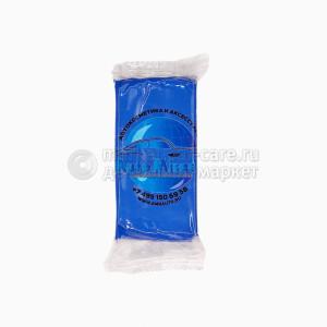 Глина малоабразивная, синяя, 100 гр., (Clay Bar 100 gr Blue), Япония, Auto Magic