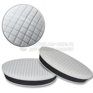 Scholl Sandwich-SpiderPad Режущий белый полировальный круг 90 мм