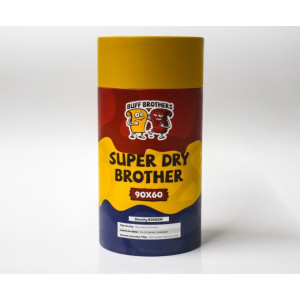 Микрофибра для сушки BUFF BROTHERS SUPER DRY BROTHER GOLD 90x60