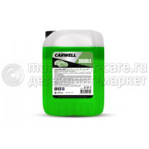 Средство для бесконтактной мойки CARWELL DOUBLE (20 кг.)