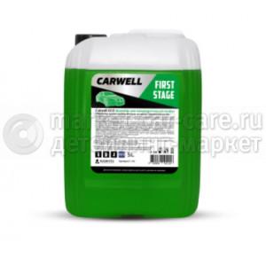 Средство для бесконтактной мойки CARWELL Nano First-Stage (5 л.)