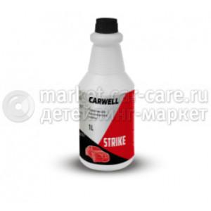 Средство для бесконтактной мойки CARWELL STRIKE (1 л.)