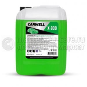 Средство для бесконтактной мойки CARWELL X 300 (5 л.)