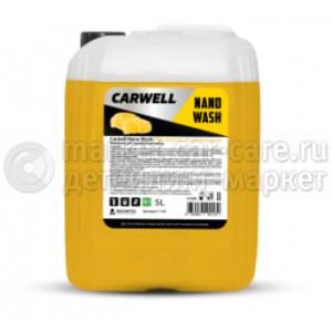 Carwell Nano Wash/Нано Шампунь (5 л.)