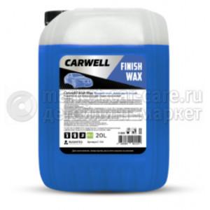 Nano Finish Wax Carwell (20 л.)
