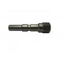 Ниппель удлиненный (KW) 250bar, 1/4внут, нерж.сталь (германия)