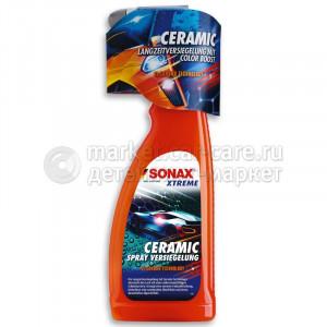 Керамический спрей Sonax Ceramic Spray Versiegelung, 750мл