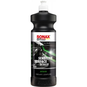 Защитный матовый очиститель-полироль для пластика SONAX Profiline Plastic Cleaner 1л.