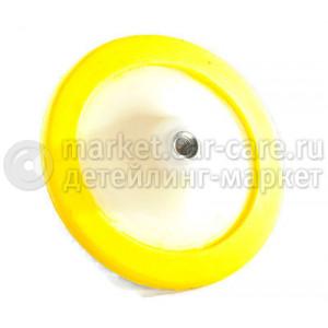 """BRAYT Полировальная подложка """"FLEXI"""" (желтая) 180 mm"""