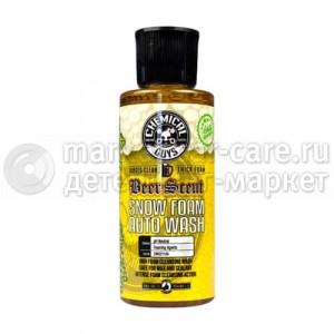 Chemical Guys Ручной шампунь с ароматом пива Beer Scent snow foam shampoo 118мл