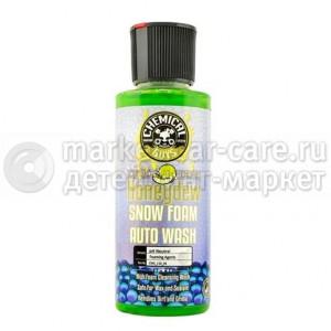 Chemical Guys Шампунь для ручной мойки HONEYDEW SNOW FOAM 118мл.