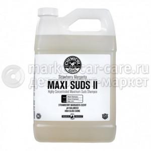 Chemical Guys Ручной шампунь, Strawberry Margarita Maxi-Suds II Car Wash Shampoo 1.89л