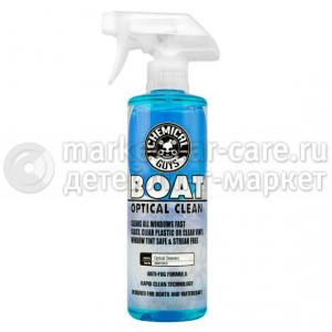 Chemical Guys Очиститель оптики для лодок и яхт Boat Optical Clean 473 мл
