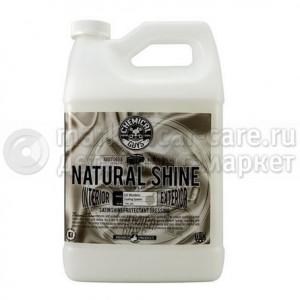 Chemical Guys Пропитка для резины, винила и пластика NATURAL SHINE 3.8л