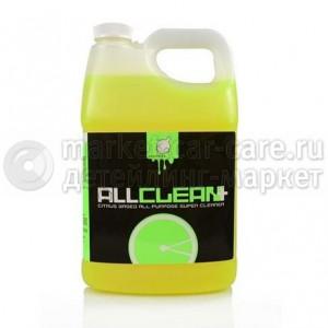 Chemical Guys Универсальный супер очиститель на основе цитрусовых ALL CLEAN+ 3,8л.