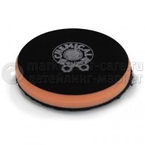 Chemical Guys Микрофибровый черно-оранжевый круг для полировки 11,43 см