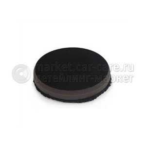 Chemical Guys Микрофибровый черный круг для полировки 11,43 см