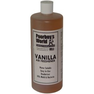 Освежитель воздуха Poorboy's World Air Freshener - Vanilla (4oz/100ml)