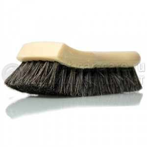 Chemical Guys ACC_S95 Щетка для очистки кожи с длинной щетиной из натурального конского волоса