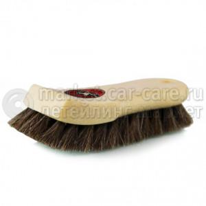 Chemical Guys ACC_S94 Щетка с короткой щетиной из натурального конского волоса