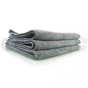 Chemical Guys Рабочая лошадка - микрофибровое полотенце серого цвета 40х40см