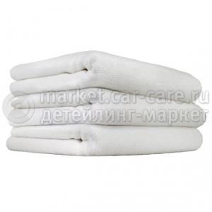 Chemical Guys МONSTER белое микрофибровое полотенце 40х40 см.