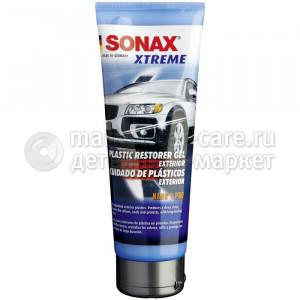 SONAX Гель по уходу за пластиком SONAX Xtreme NanoPro 250мл.