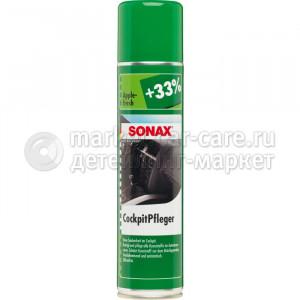 SONAX Очиститель-полироль для пластика (яблоко) SONAX 400мл.