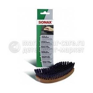 SONAX Щетка для текстиля и кожи SONAX