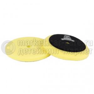 Leraton Тонкий мягкий желтый DA полировальник 80/100 LERATON