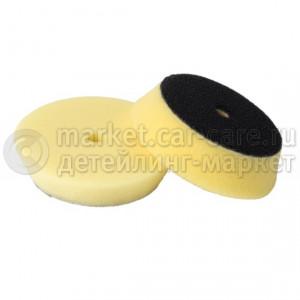 Leraton Мягкий желтый DA полировальник 80/100 LERATON