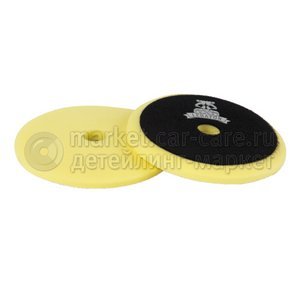 Leraton Тонкий мягкий желтый DA полировальник 130/150 LERATON