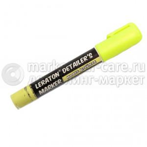 Leraton Маркер детейлера LERATON желтый DMY