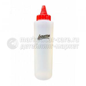 Leraton Бутылка химостойкая с крышкой-дозатором 500мл. LERATON