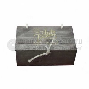 Autofinesse Auto Finesse Подарочный деревянный ящик, цв. коричневый